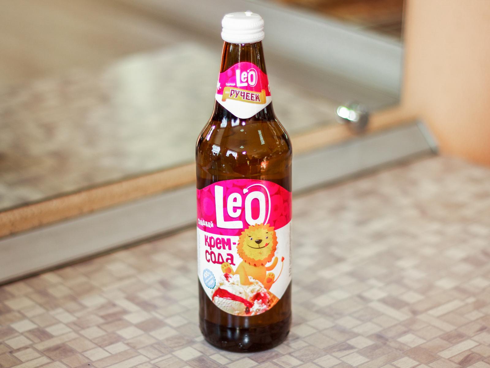 Лимонад Крем-сода