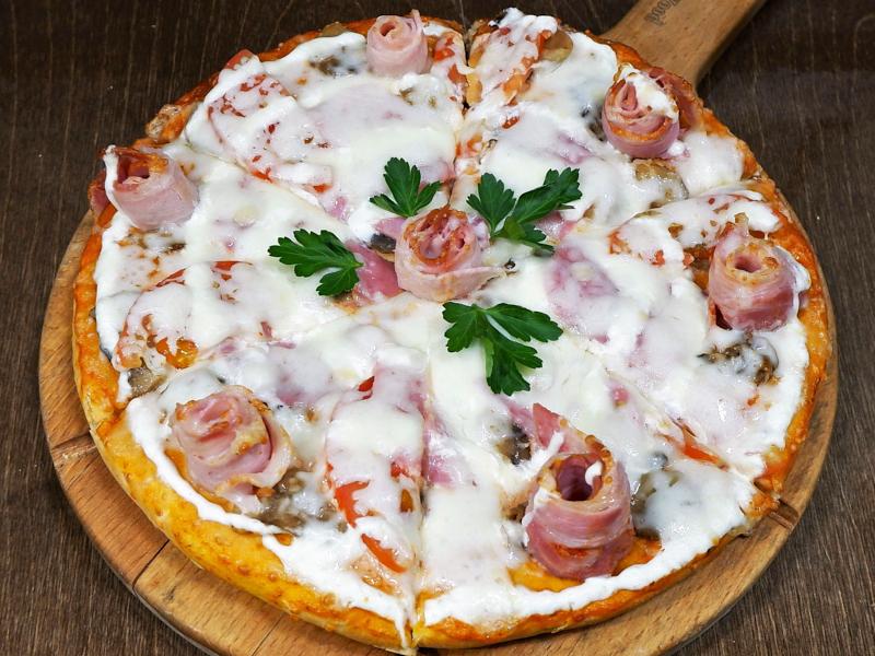 Пицца Донна-Роза