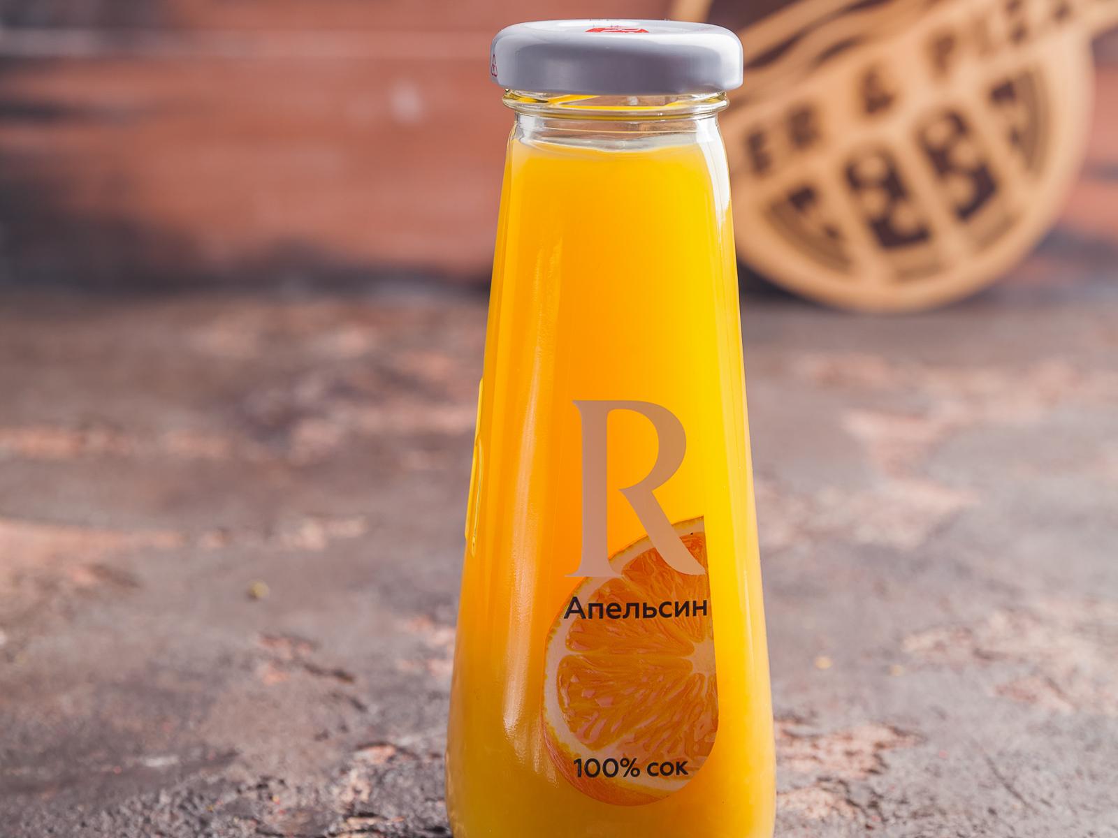 Сок Riсh Апельсин