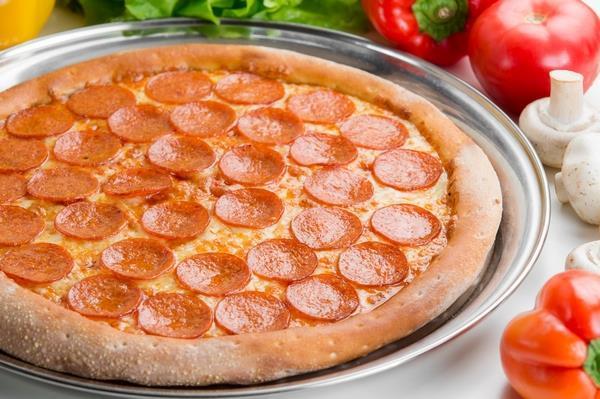 Пицца Дабл Пепперони
