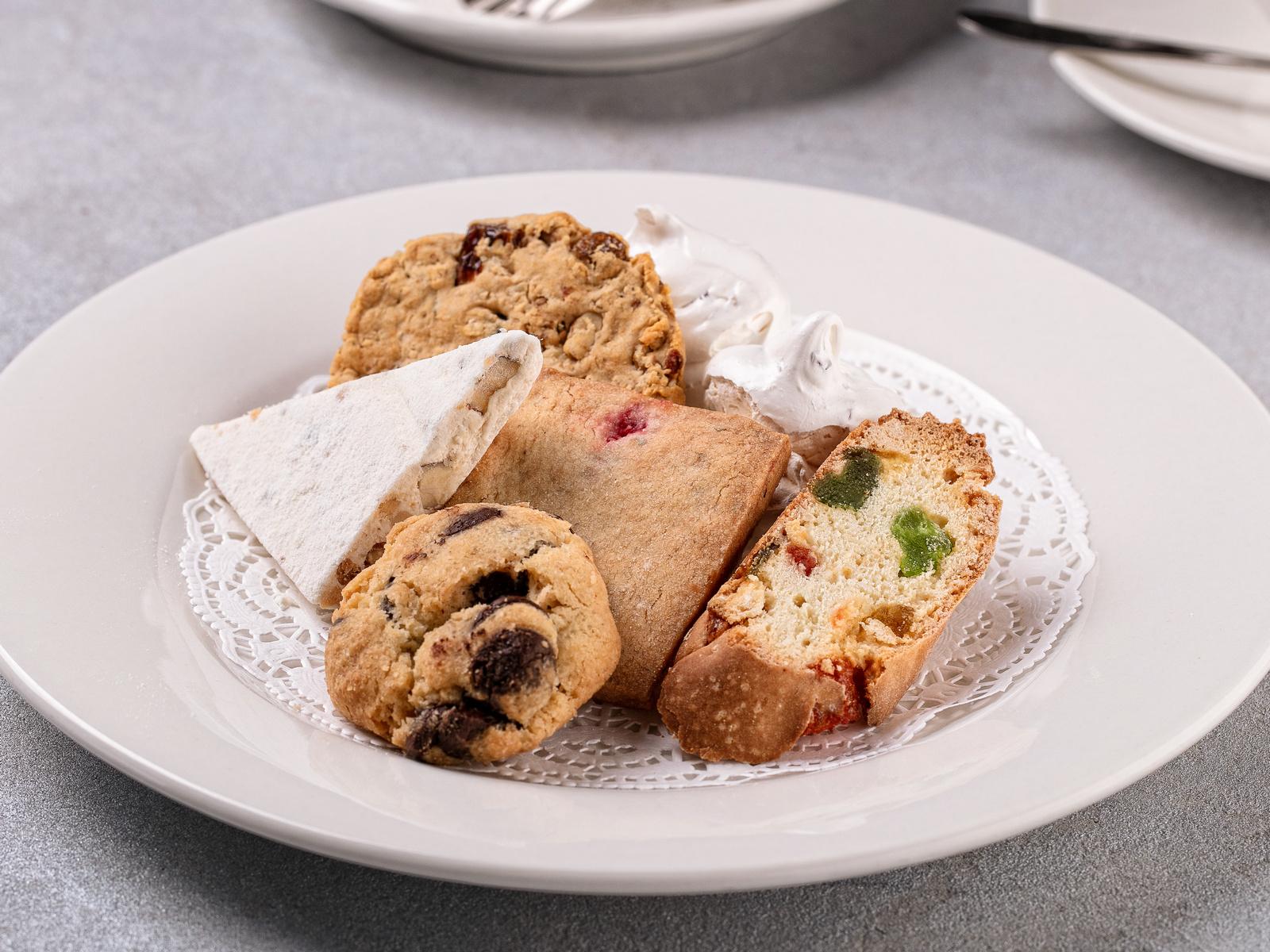 Ассорти итальянского печенья