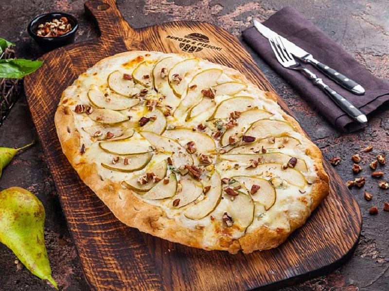 Пиццони Груша и сыр Дор Блю