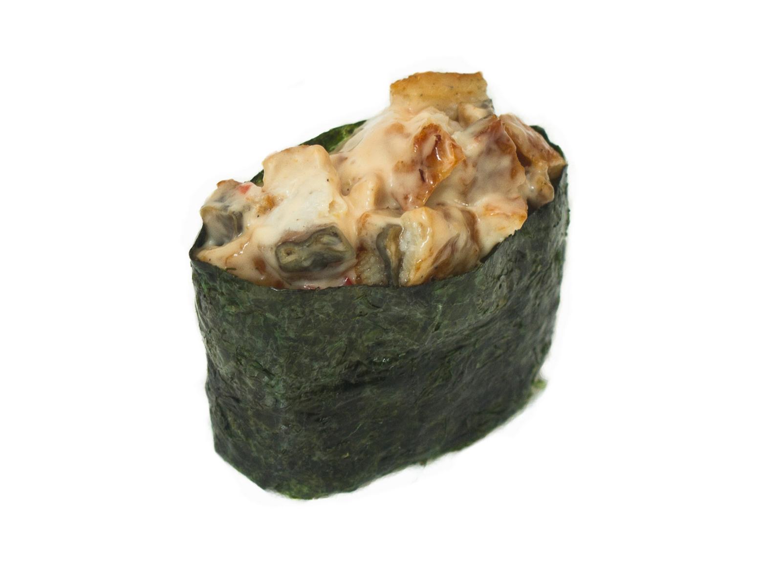 Суши Унаги спайси