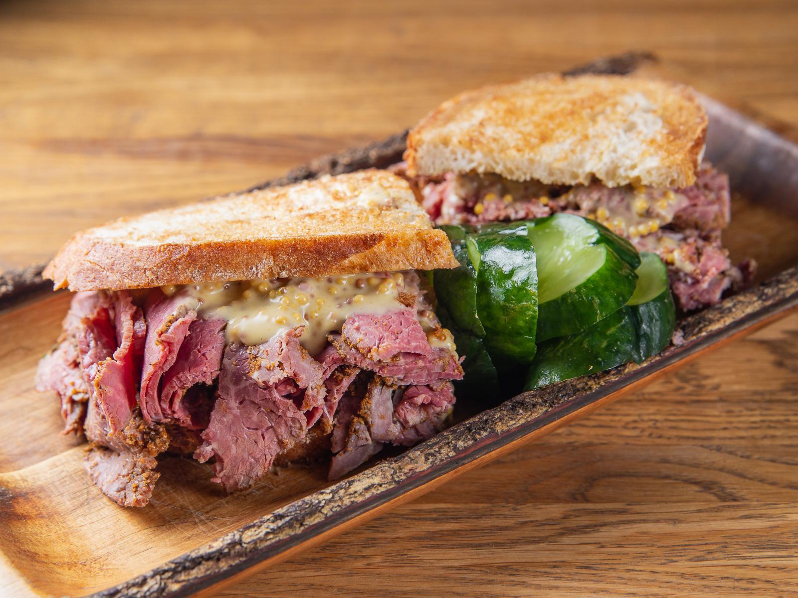 Сэндвич Как у Катца