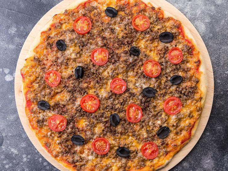 Пицца Болонезе Буррито