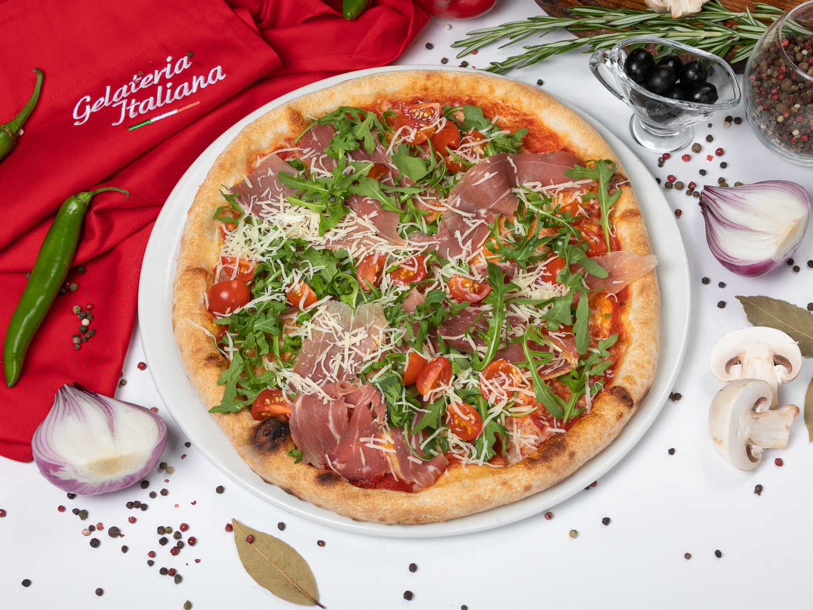 Пицца Эксклюзива