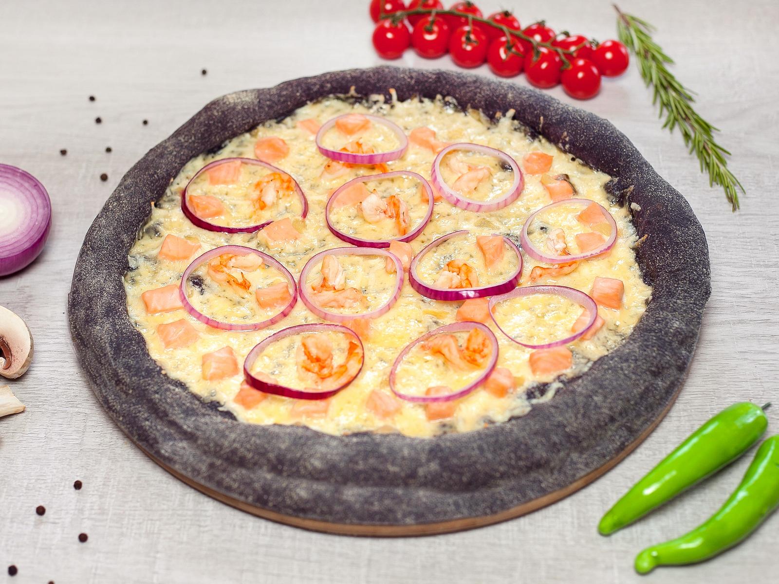 Пицца Черное море