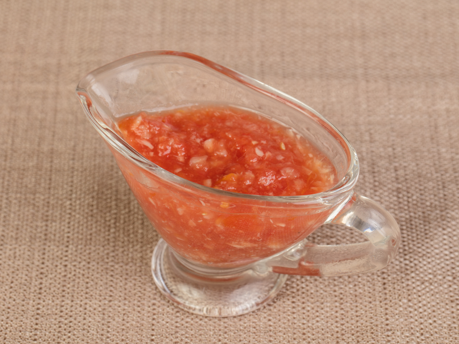 Соус томатный с хреном