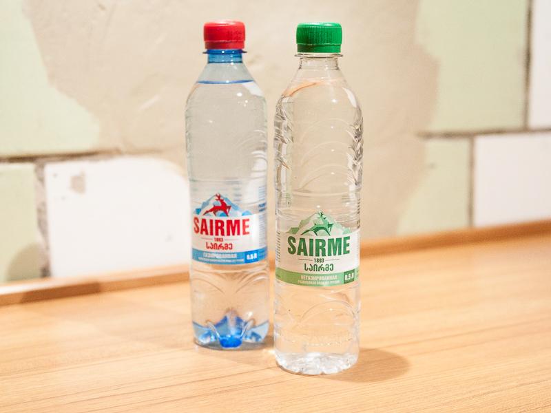 Вода Саирмэ