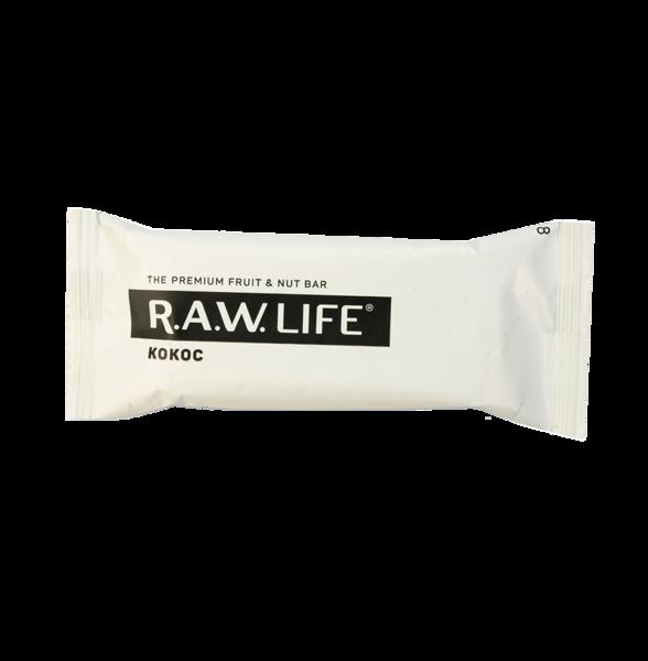 Батончик фруктово-ореховый R.A.W.Life Кокос