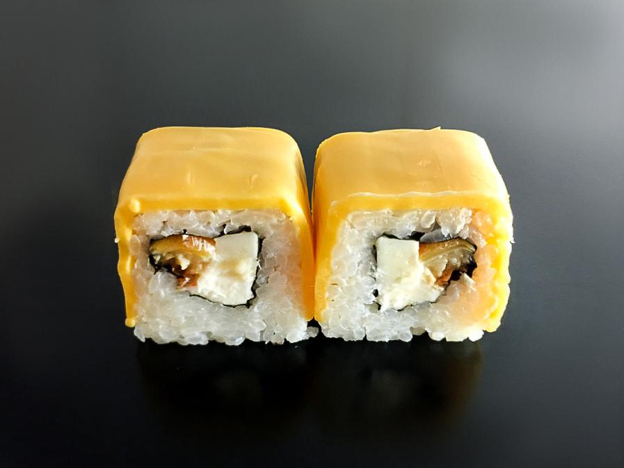 Ролл Унаги Cheese Рору
