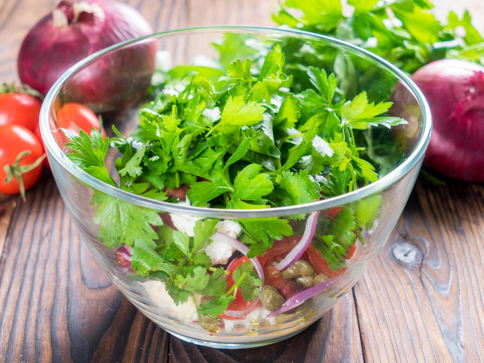 Тахини салат