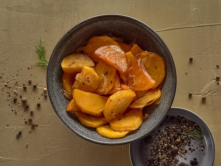Картофель по-домашнему 150гр