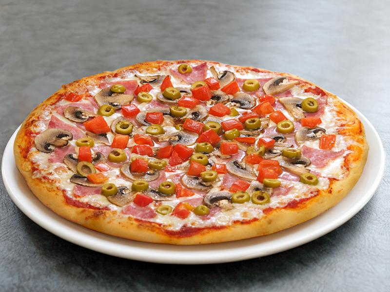 Пицца Капричеза маленькая