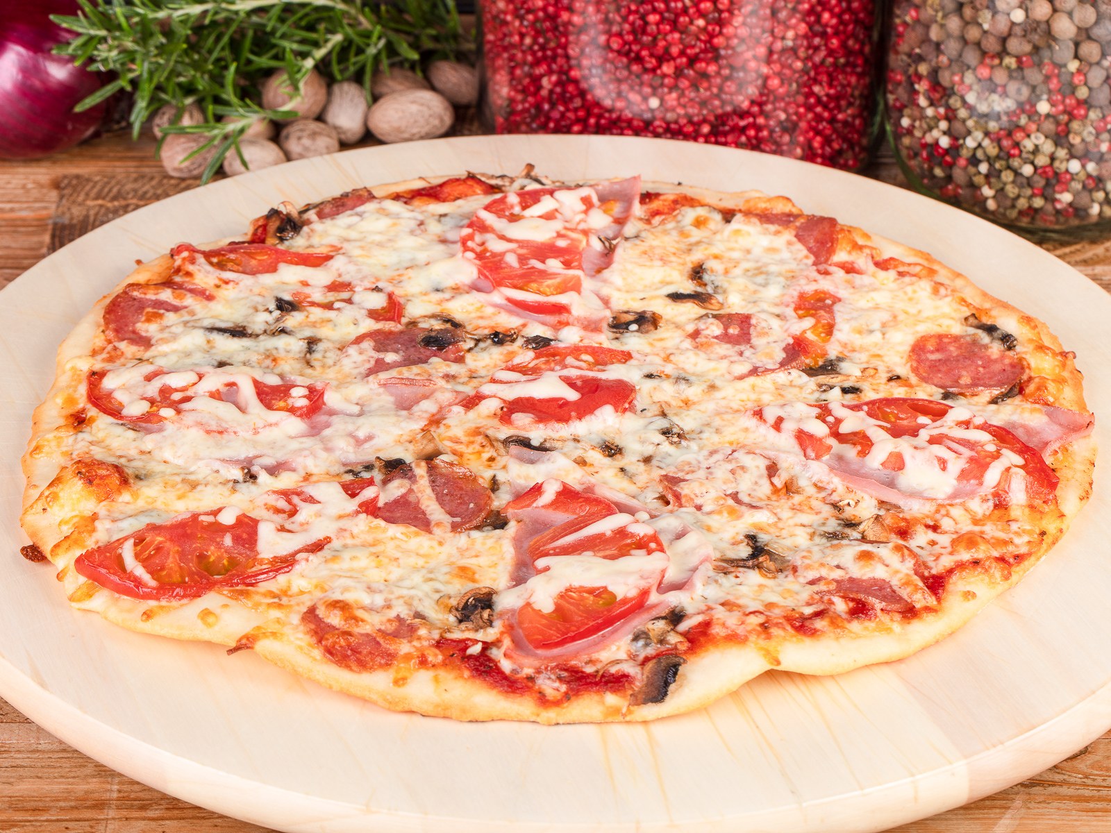 Пицца Лафка