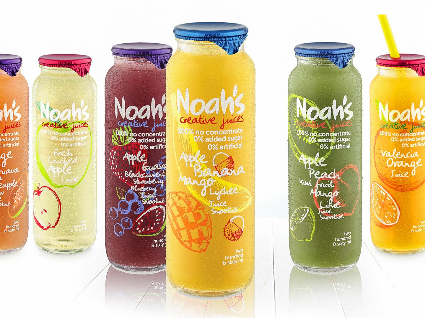 Сок Noah's