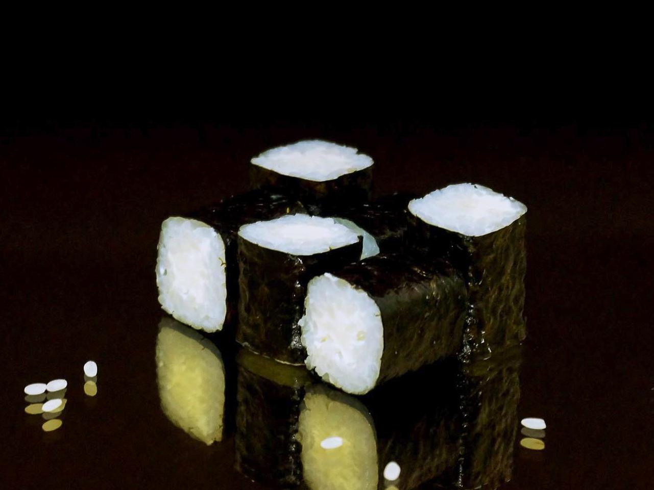 Ролл со сливочным сыром