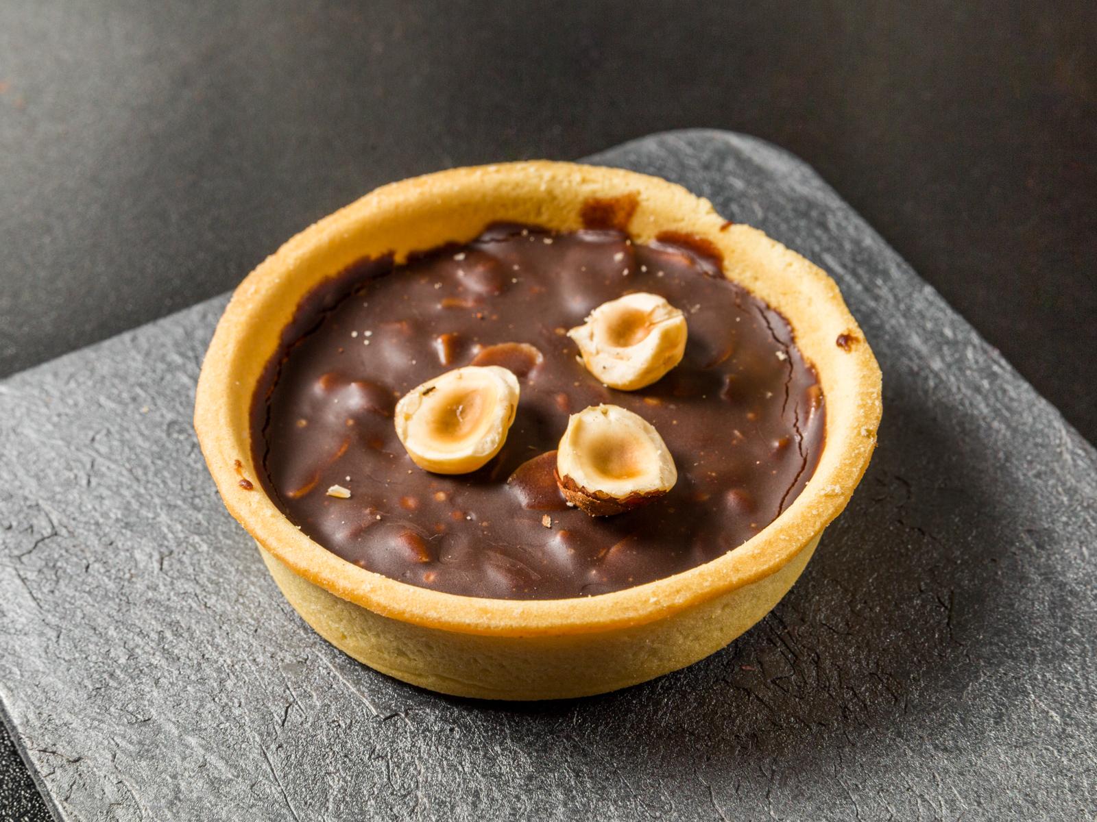 Мини-пай Шоколадный с орехами