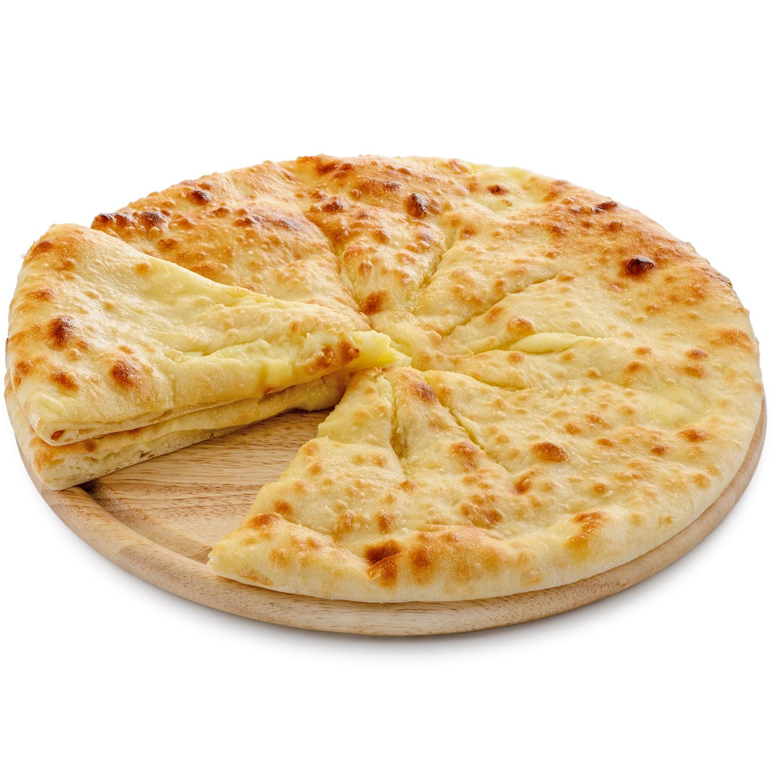 Пирог осетинский с картошкой и сыром