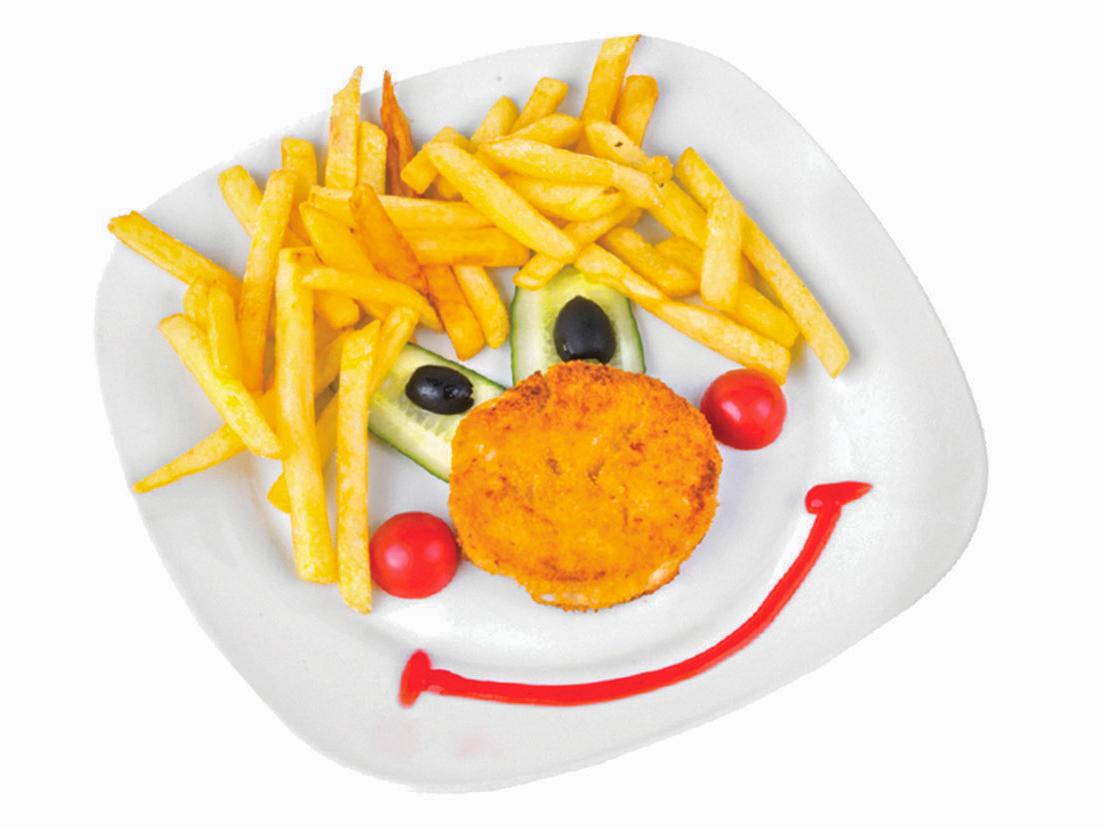 Обед Клоун