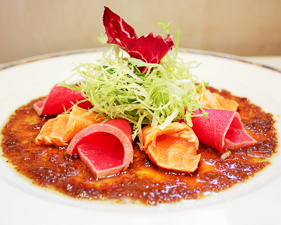 Сифуд салат