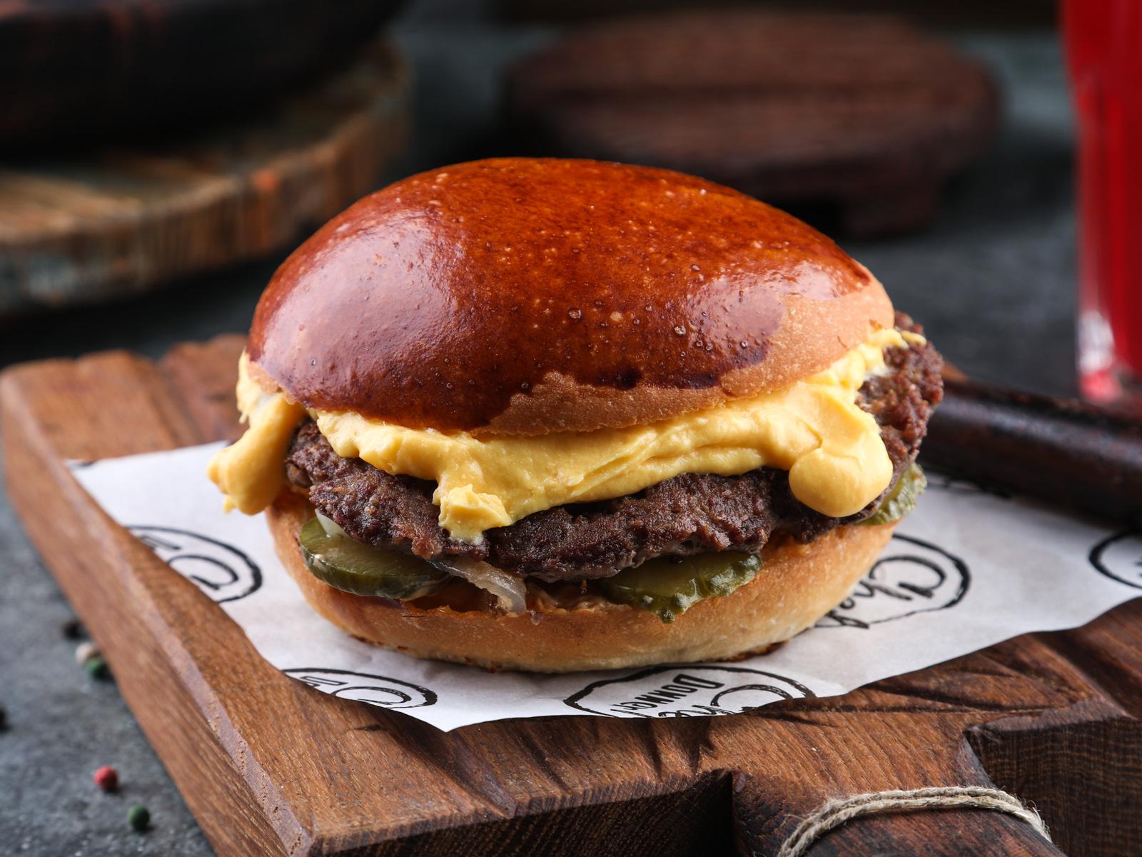 Бургер Самый сыр