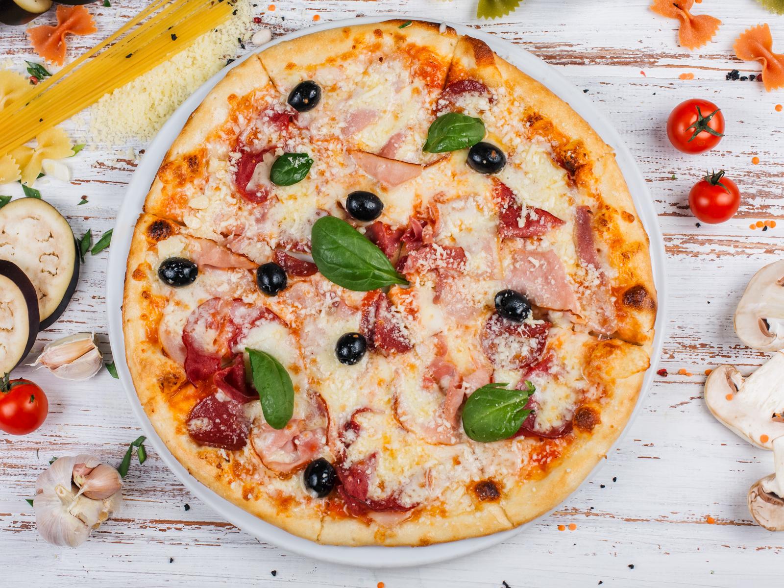 Пицца Сан Ремо