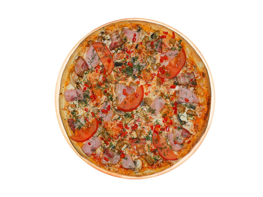 Пицца Неаполетано