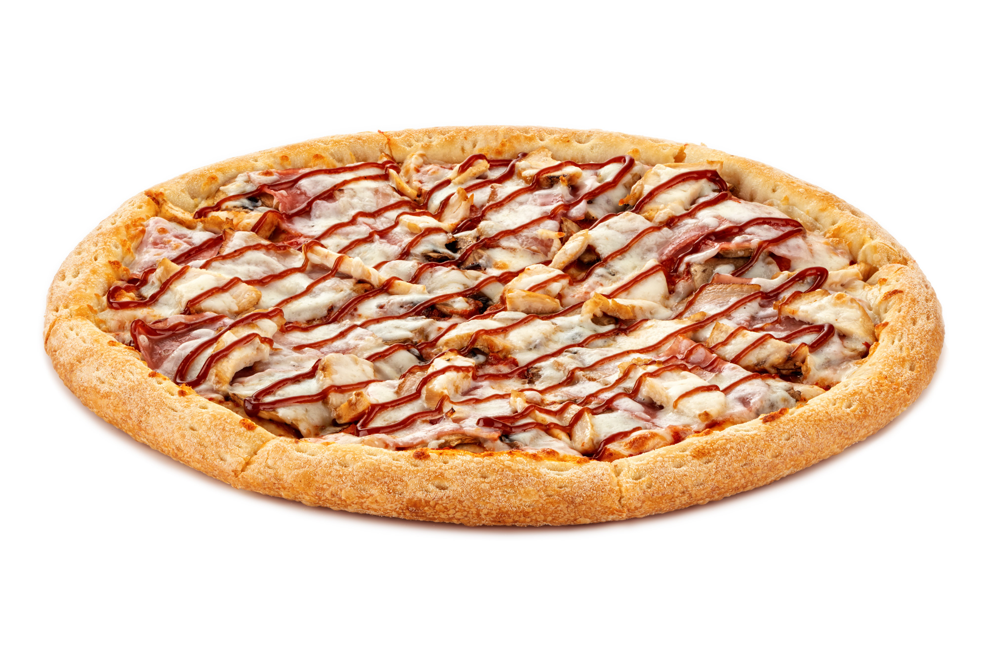 Пицца BBQ 30 см