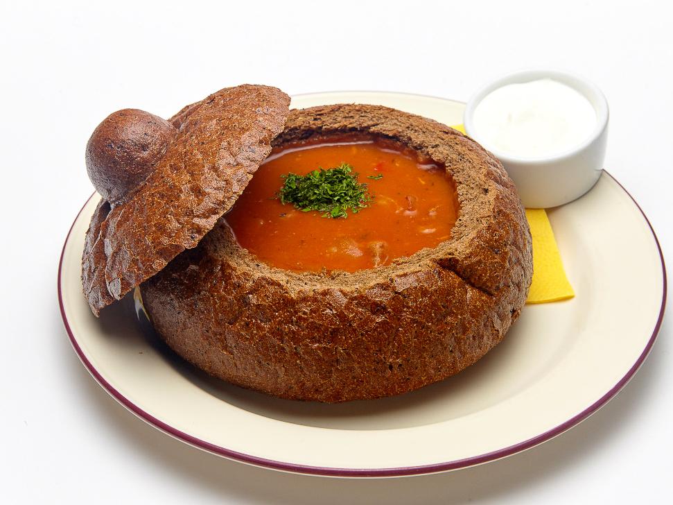 Гуляш по-чешски Большая порция