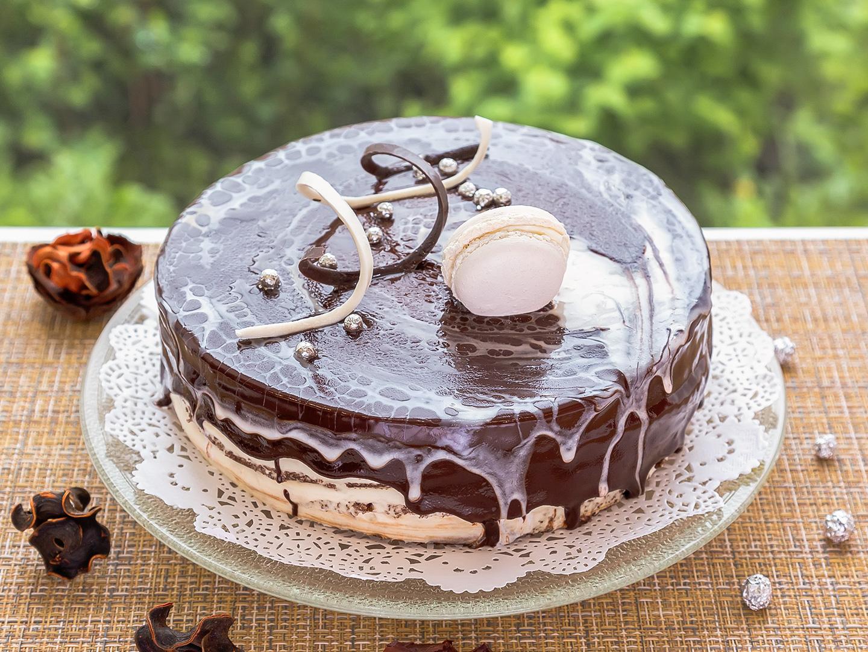 Торт Черемуховый рай