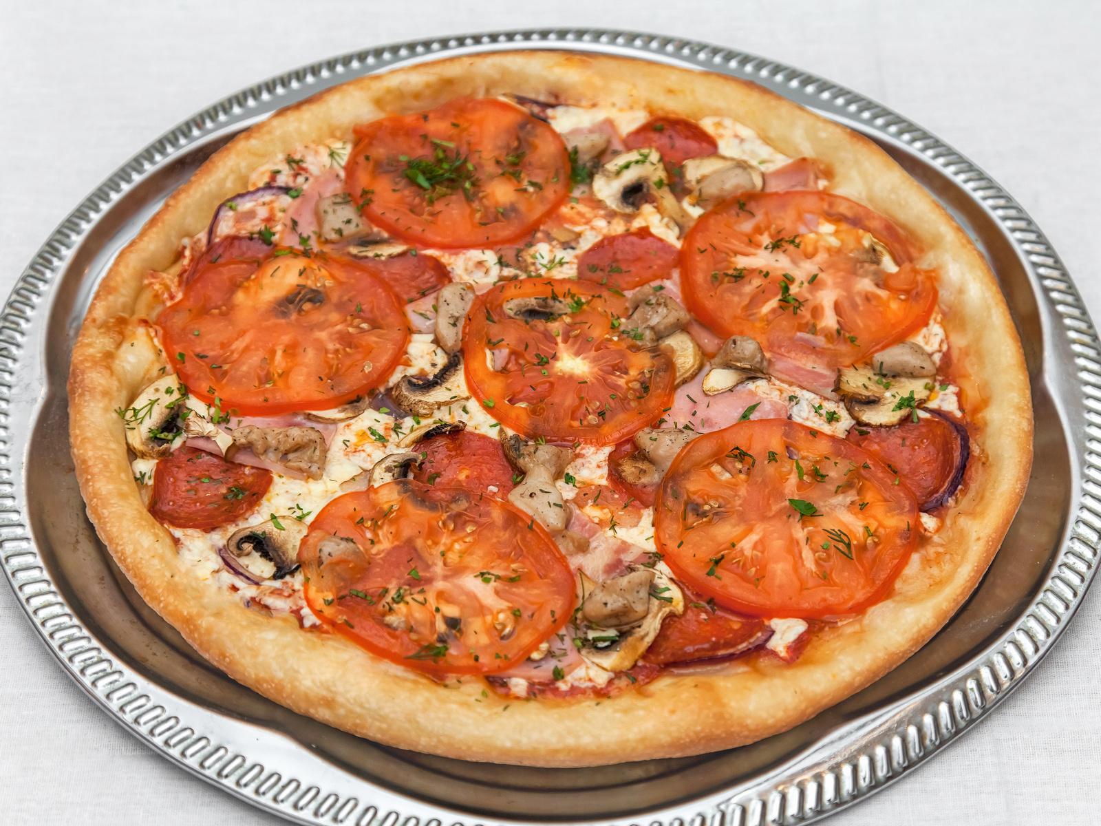 Пицца Сиракуза