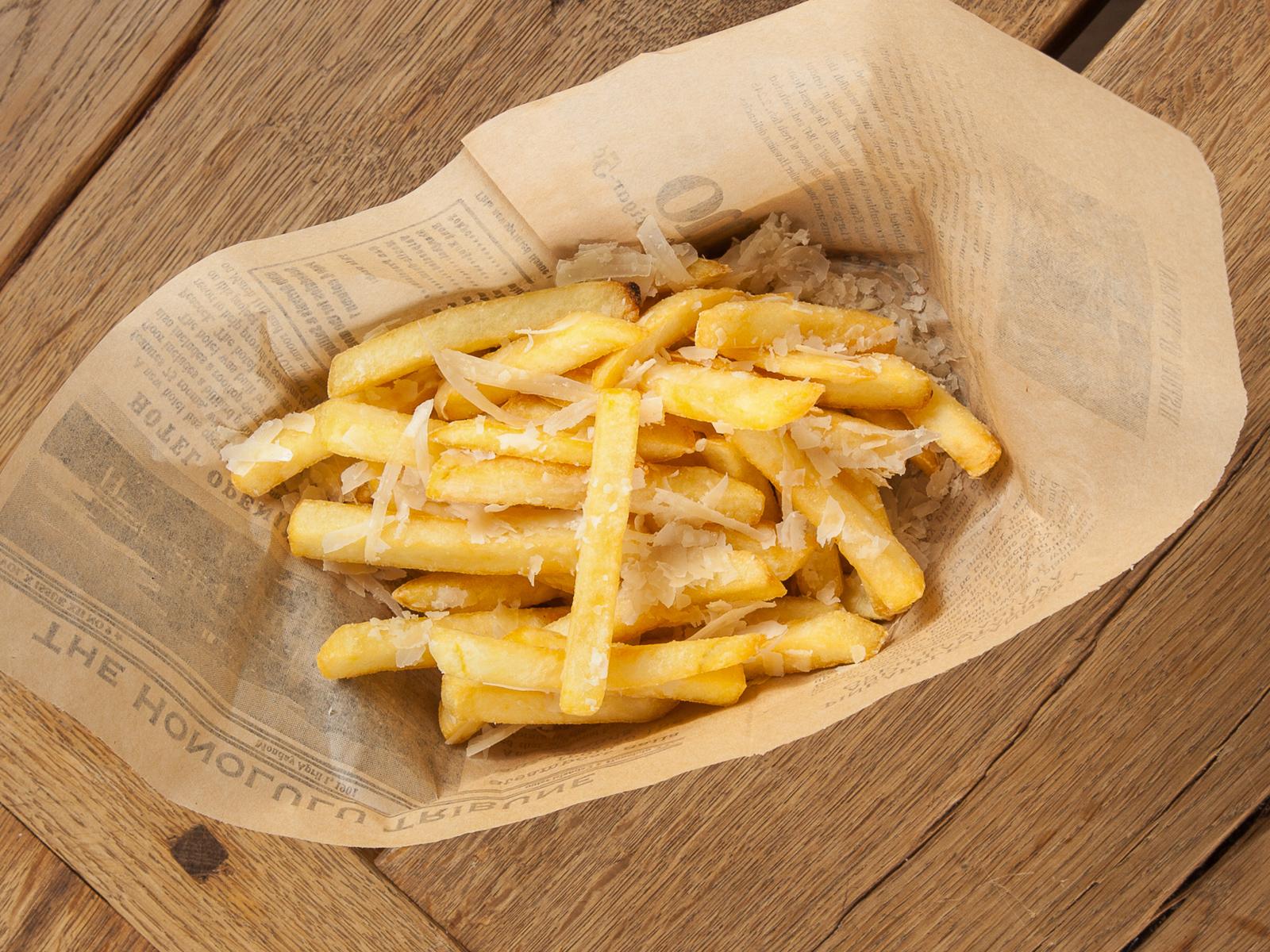 Картошка фри Трюфель и пармезан
