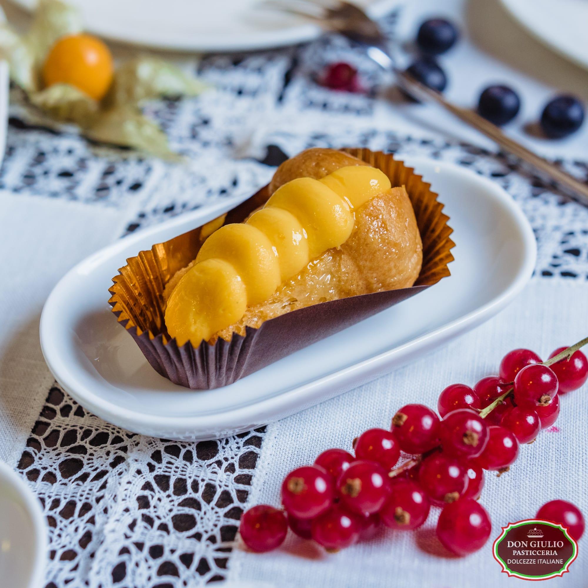 Пирожное Ром-баба