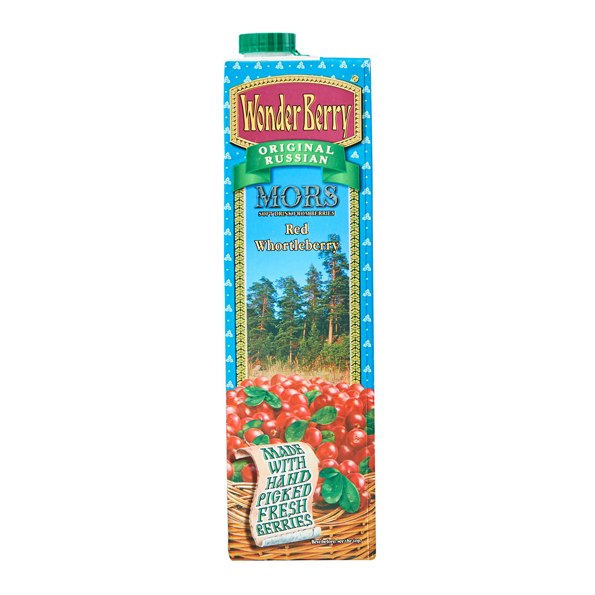 «Чудо-ягода» брусника