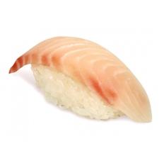 Суши с окунем