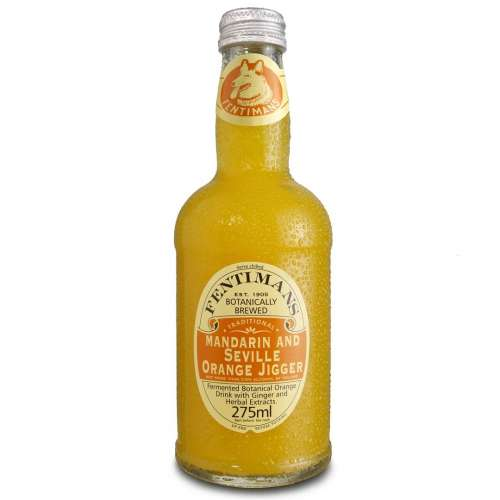 Мандарин и Севильский Апельсин