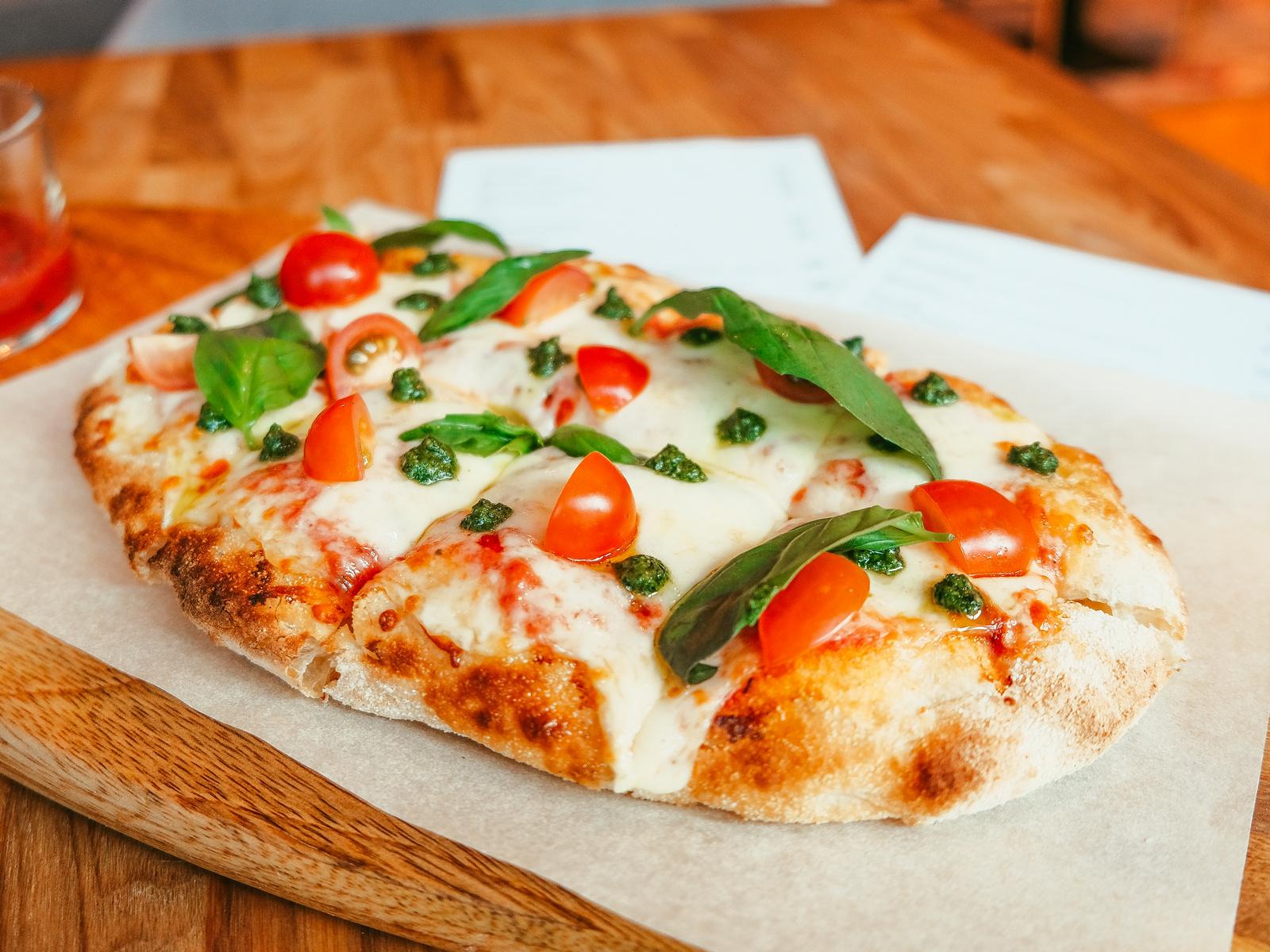 Пицца Королева Маргарита