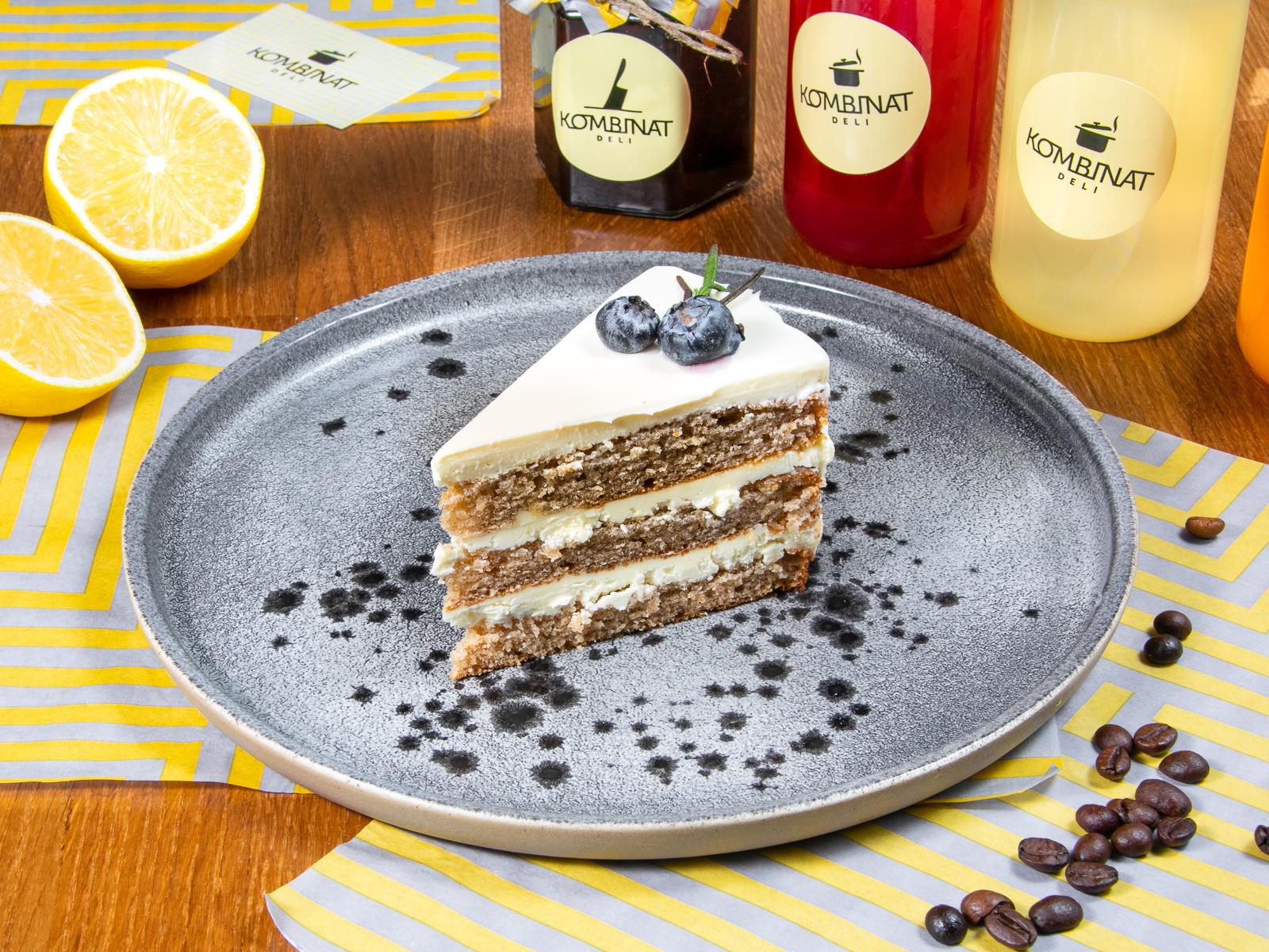 Торт Имбирный