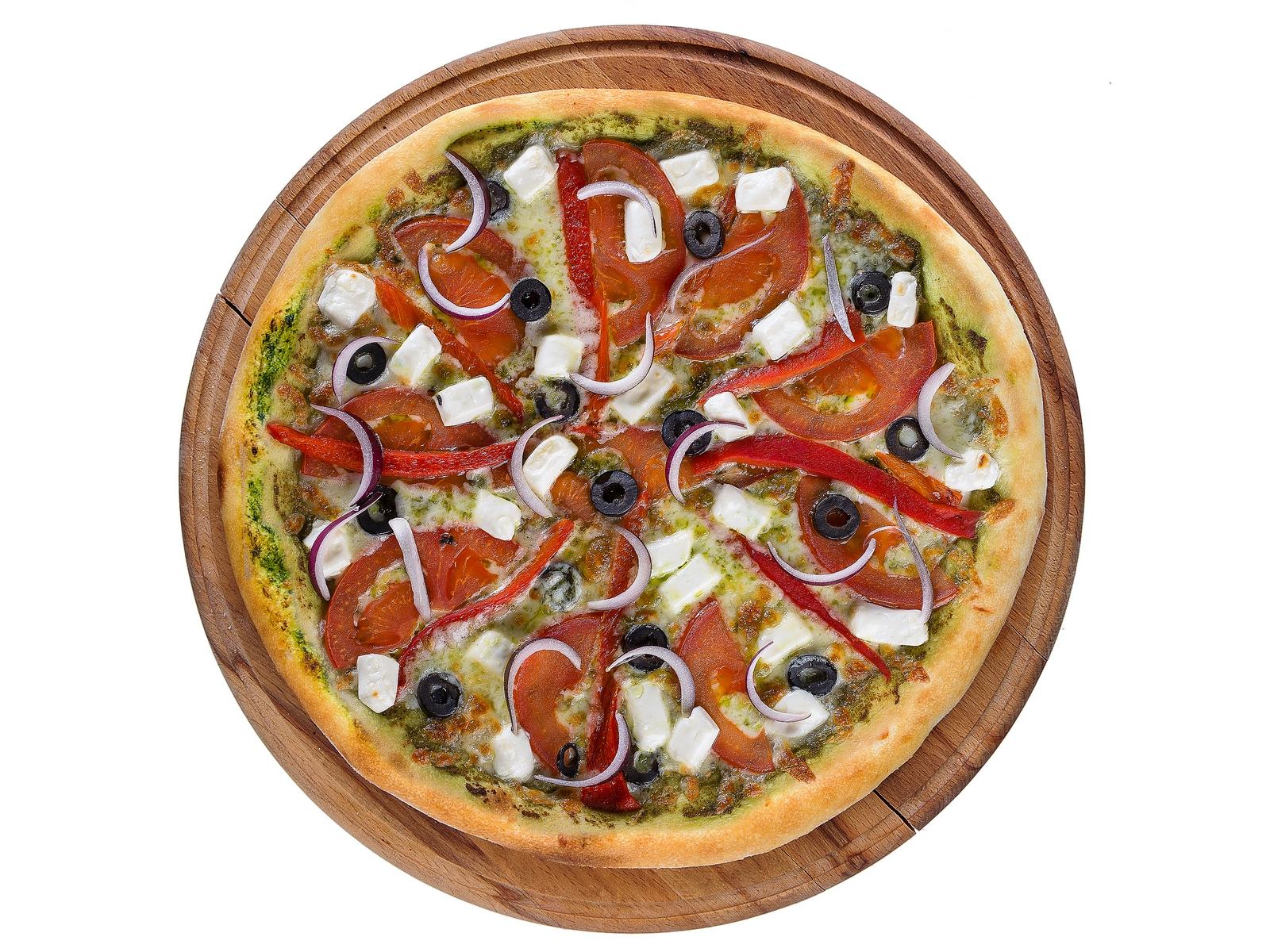Пицца Фето Вердуре