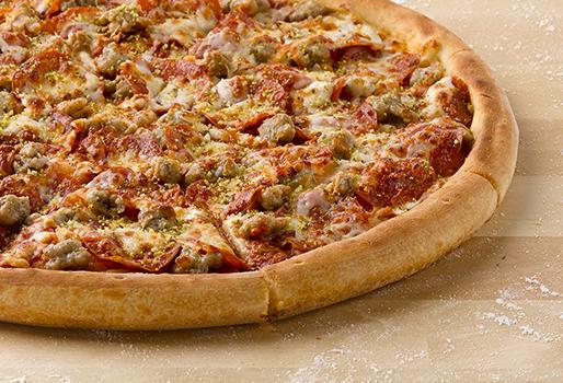 Любимая Пицца Джона