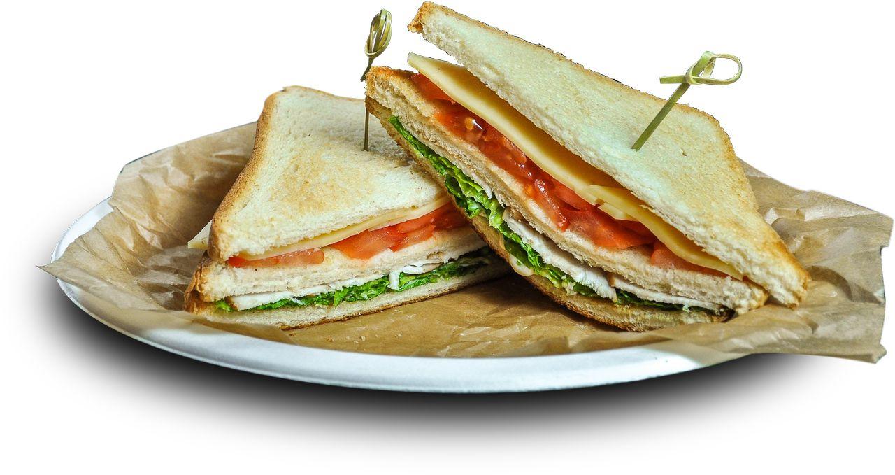 Сендвич Цезарь