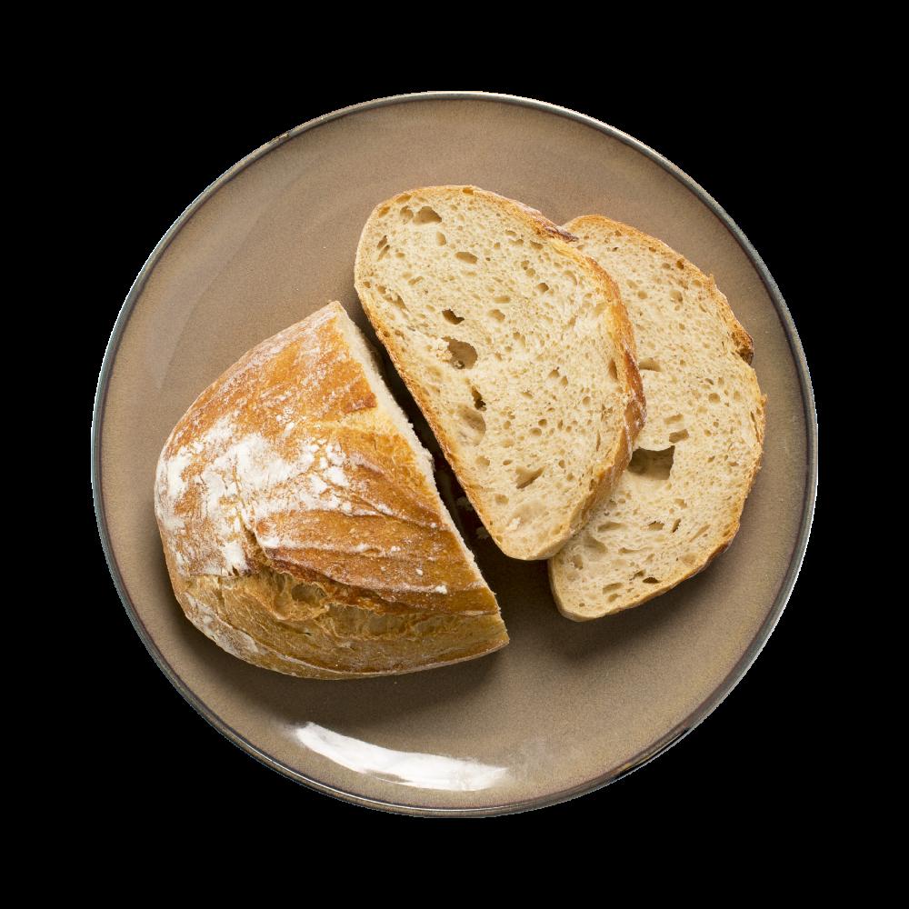 Хлеб половинка бездрожжевой