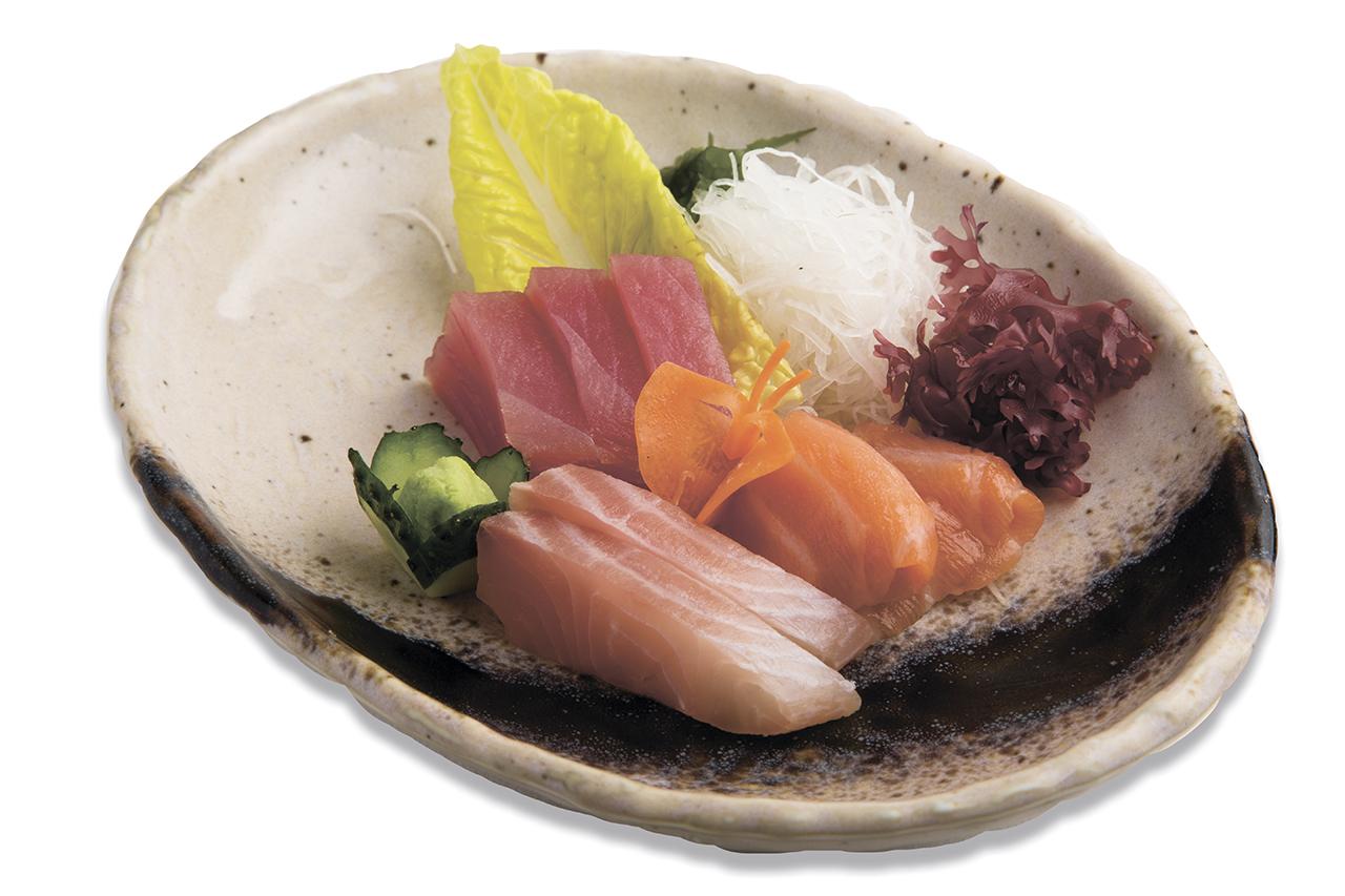 Сашими мориавасе