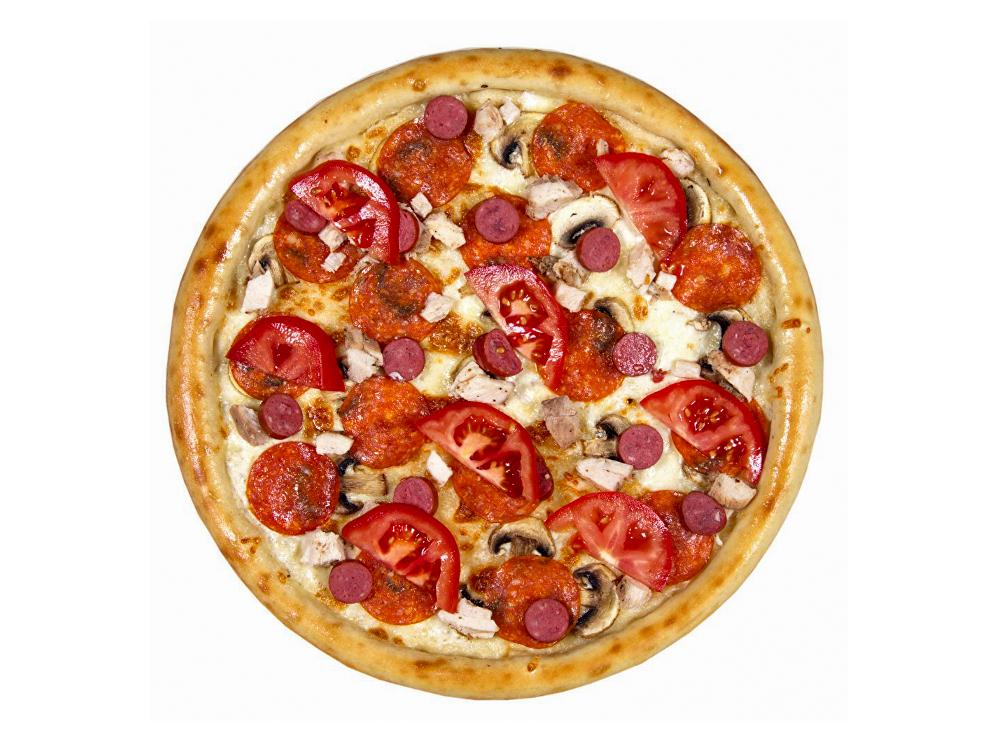 Пицца Райская