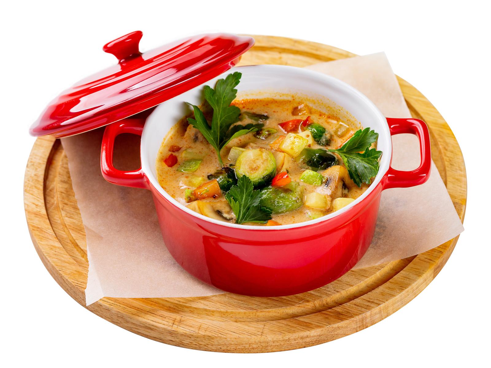 Суп Том-ям по-итальянски
