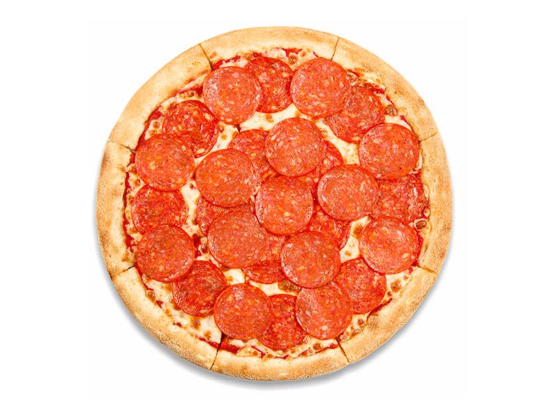 Пицца Пепперони двойная