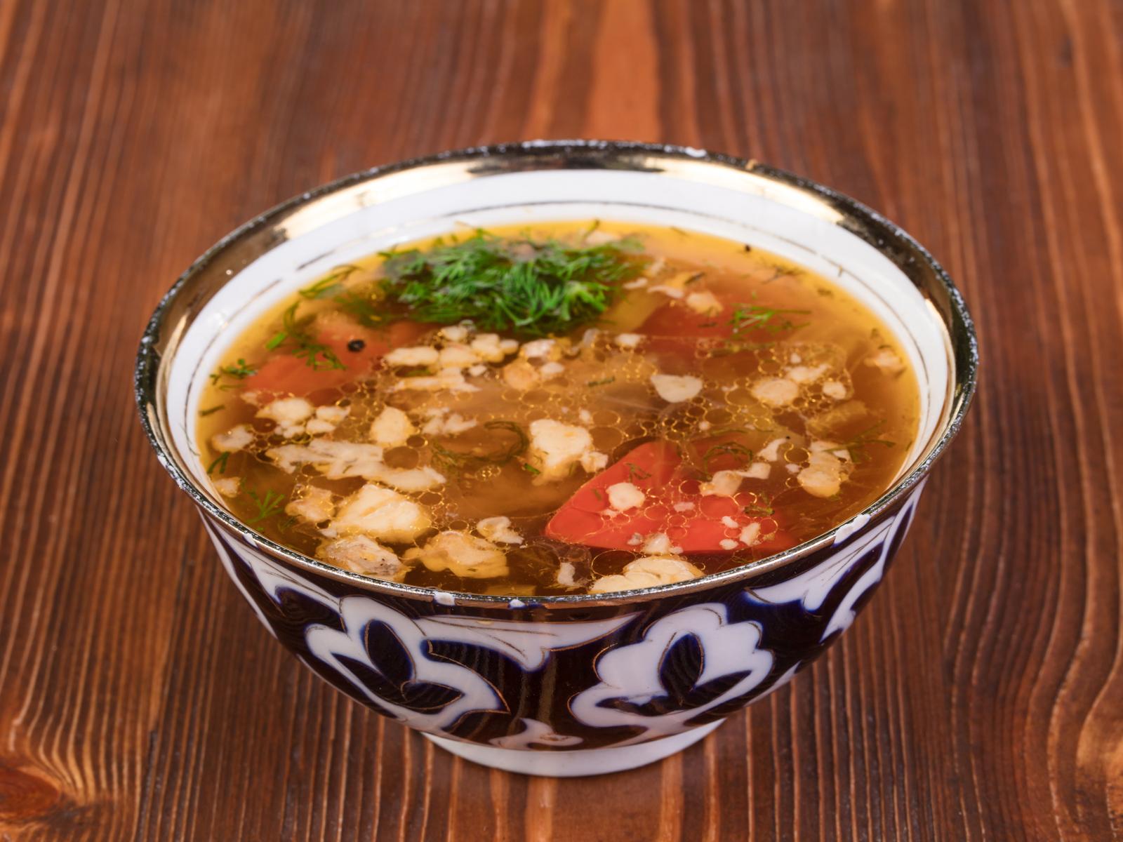 Суп Шурпа с говядиной