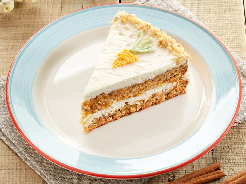 Торт Морковный порция