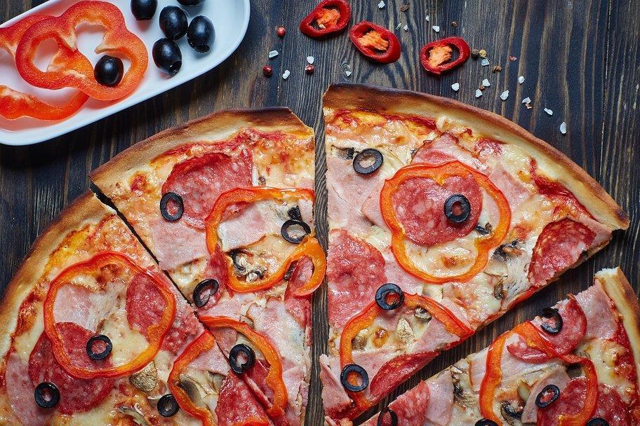 Пицца Верона